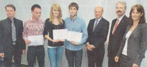 Die Sieger des Jahres 2009