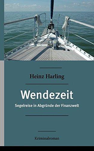 """Titelseite des Romans """"Wendezeit"""""""