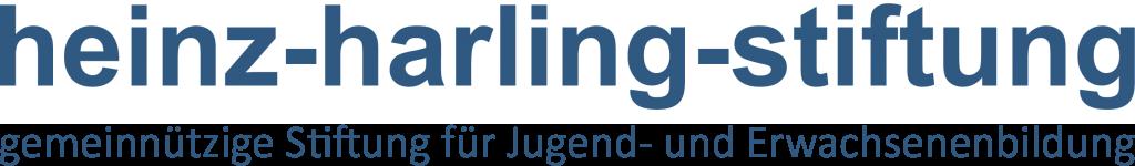Logo der heinz-harling-stiftung
